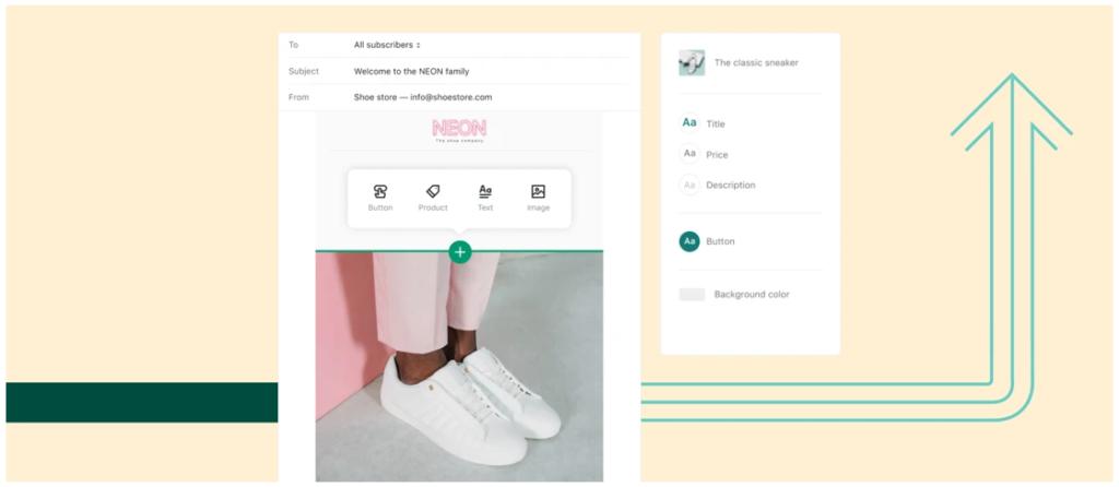 Shopify Email : Création d'une campagne d'e-mailing avec Shopify