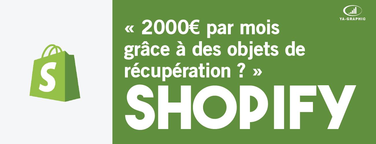 2000 euros par mois grâce à des objets de récupération ?