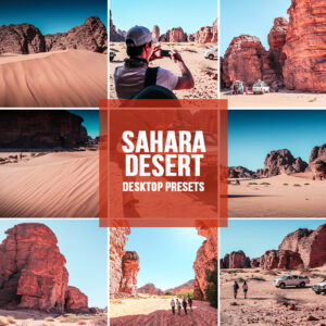 Sahara Desert Lightroom Presets desktop